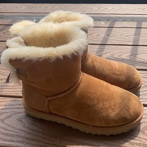 Ugg Bailey now ankle boots size 8